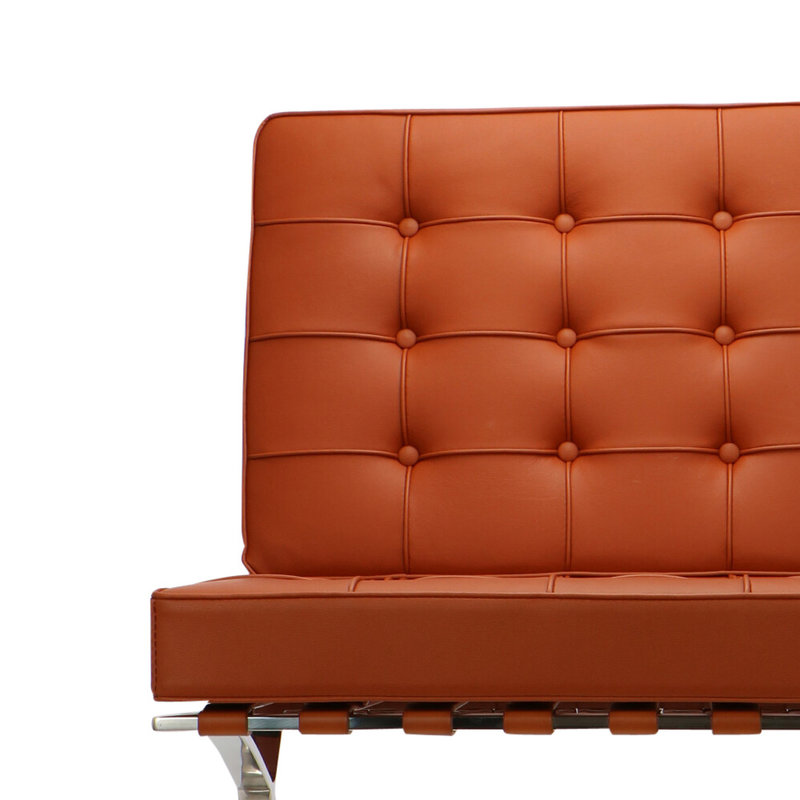 Pavilion chair Chaise Pavilion Cognac