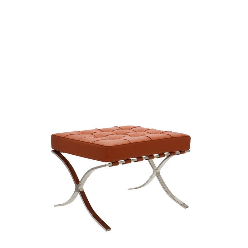 Pavilion chair Pavilion Stol Ottoman Cognac