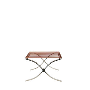 Pavilion chair Pavilion Fåtölj Ottoman Cognac