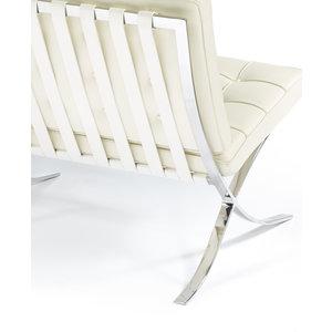 Pavilion chair Pavilion 2-sæder Premium Créme