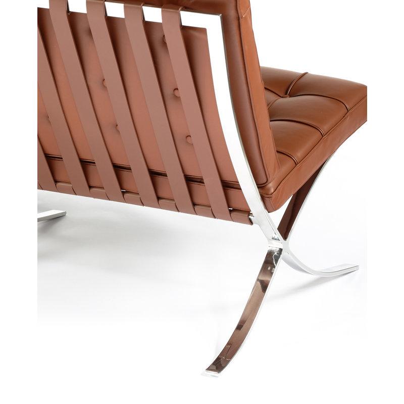 Pavilion chair Pavilion 2 Siéges Premium Cognac