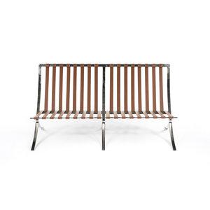 Pavilion chair Pavilion Sofa Premium Cognac