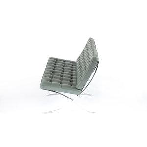 Pavilion chair Pavilion 2-sæder Premium Grå