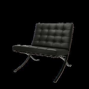 Chaise Barcelona Premium All-Black