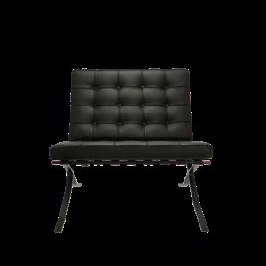 Pavilion chair Pavilion Stol Premium All-Black