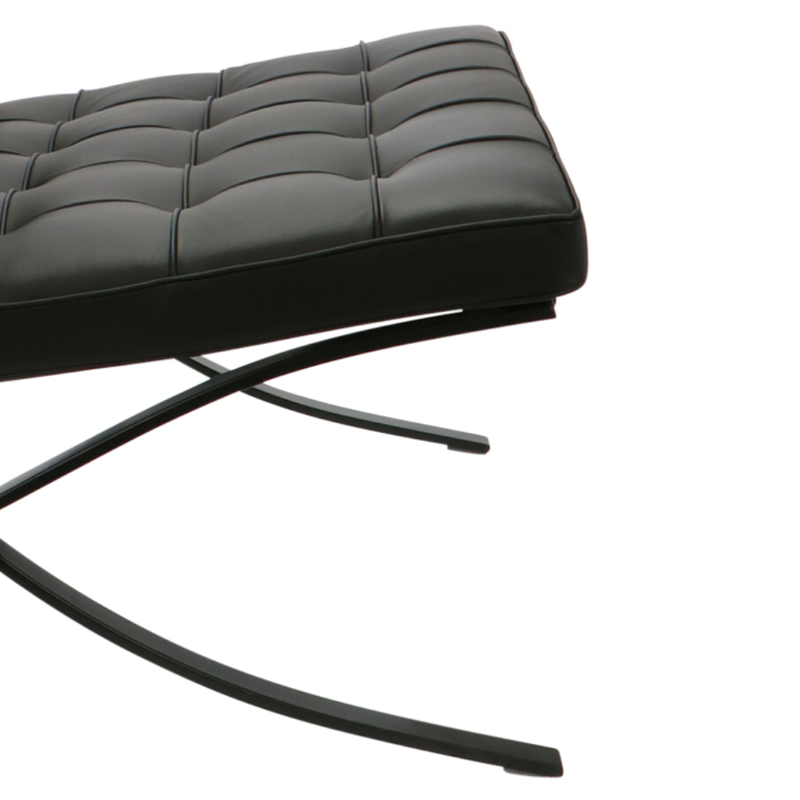 Barcelona chair Barcelona Chair Premium All-Black
