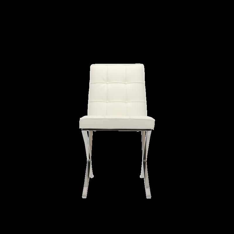Pavilion chair Pavilion Spisestole Premium Hvid (2 x)