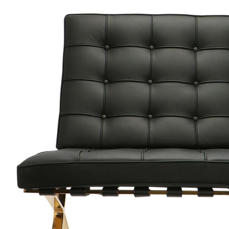 Pavilion chair Pavilion Stol Premium Gold Edition Sort