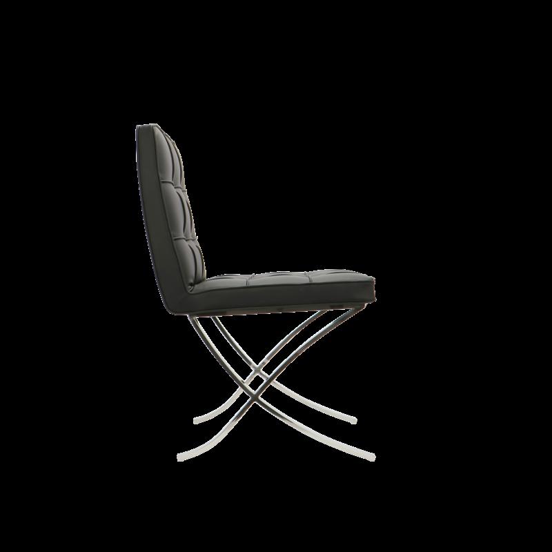 Pavilion chair Pavilion Spisestole Premium Sort (2 x)