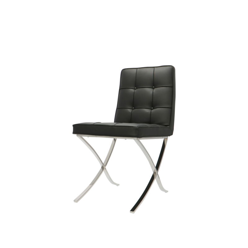 Pavilion chair Pavilion Matstolar Premium Svart (2 x)