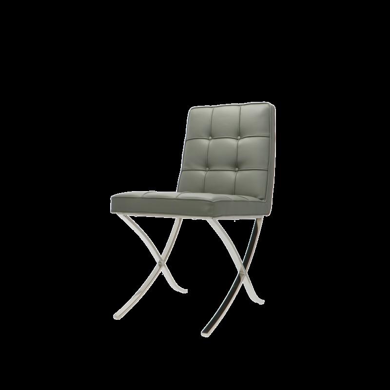 Pavilion chair Chaise Pavilion Premium Gris (2x)