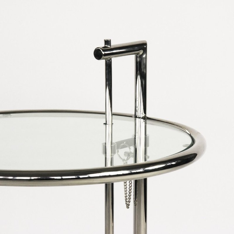 Pavilion chair Eileen Grey table d'appoint