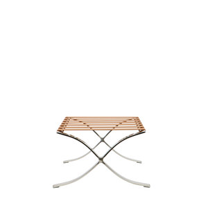 Pavilion chair Pavilion Stol Ottoman Premium Vintage Cognac