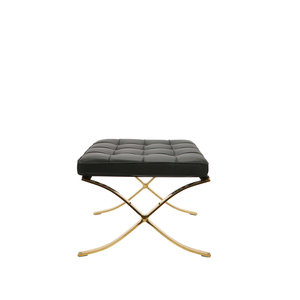 Pavilion chair Pavilion Chair Ottoman Premium Gold Edition Black