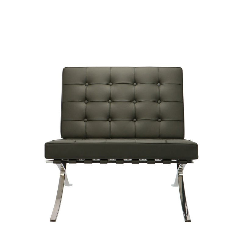 Pavilion chair Pavilion Chair Grey & ottoman