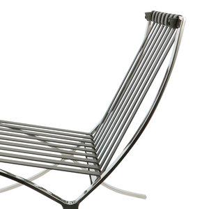 Pavilion chair Pavilion Chair Grau & ottoman