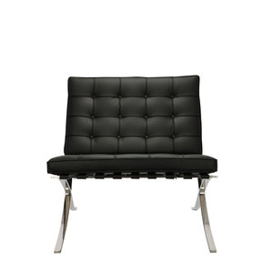 Pavilion chair Pavilion Chair Premium Black & Ottoman