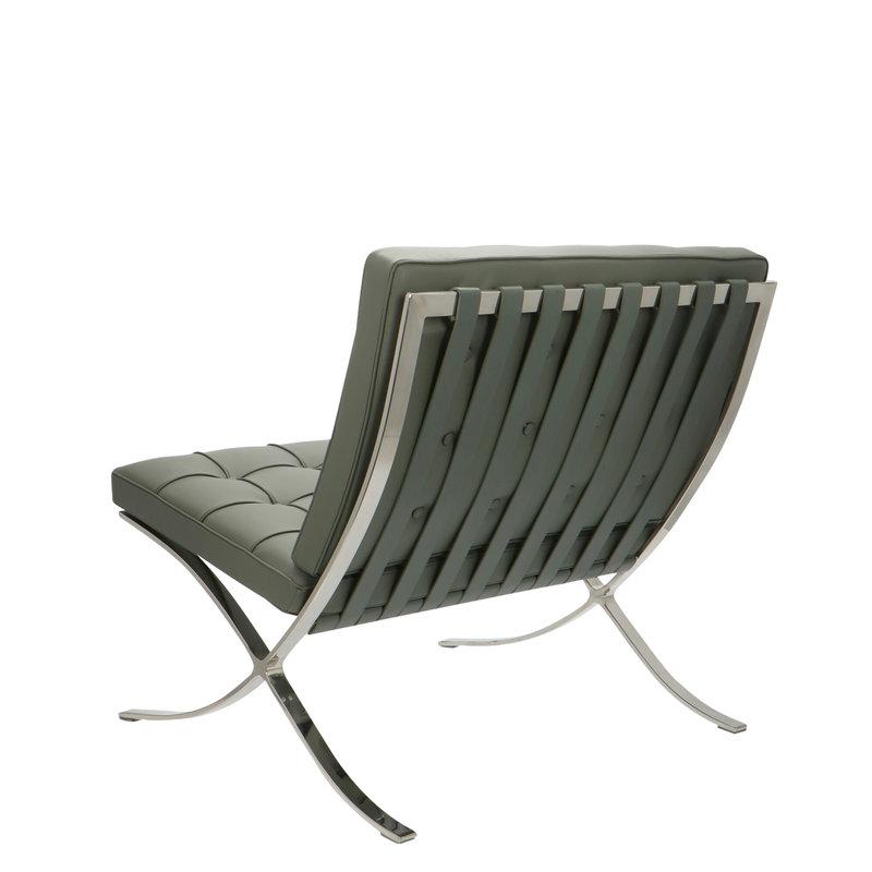 Pavilion chair Pavilion Chair Premium Grey & Ottoman