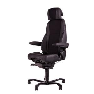 Aergo 810 24-uurs bureaustoel