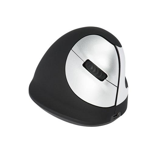 R-Go HE ergonomische muis draadloos
