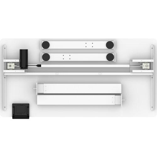 Flowork Home-stand Basic Zwart bureau