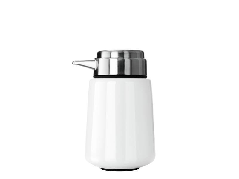 Vipp 9 Soap Dispenser White