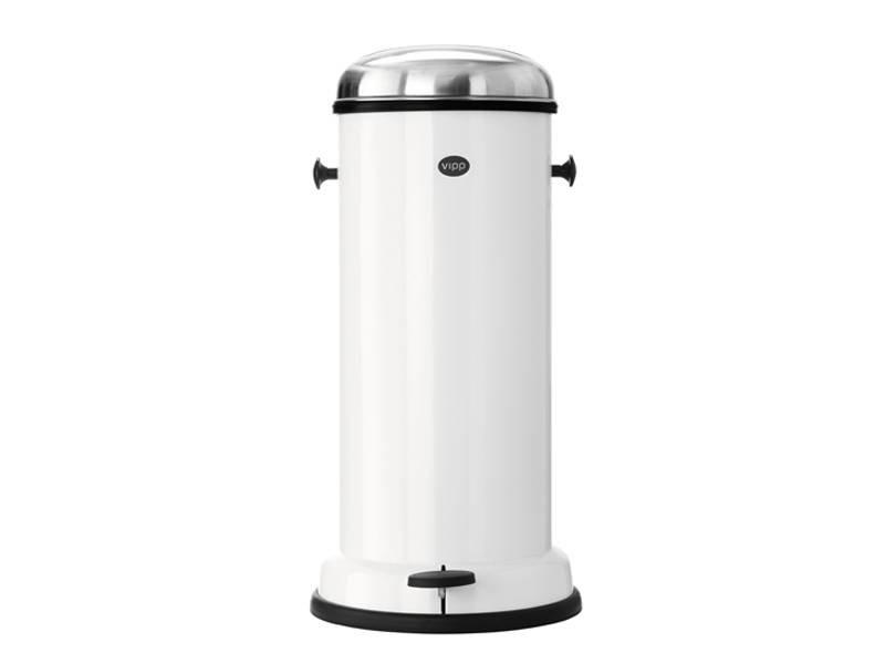 Vipp 16 Pedal Bin 18 liter White
