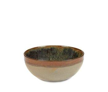 Serax Surface Kom Indi Grey 15 cm