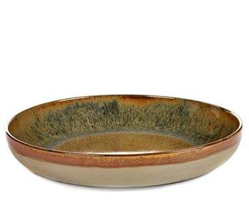 Serax Surface Schaal Indi Grey 32 cm