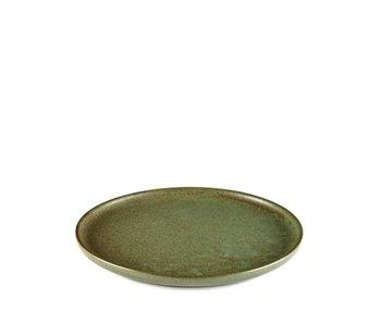 Serax Surface Plat Bord Camogreen 21 cm