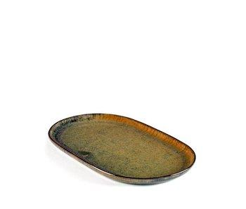 Serax Surface Tapasbord Indi Grey 25 cm