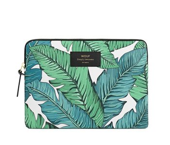Wouf Tropical iPad Sleeve