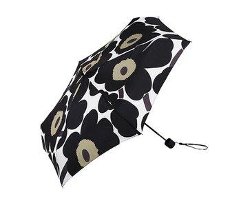 Marimekko Mini Unikko Umbrella Black