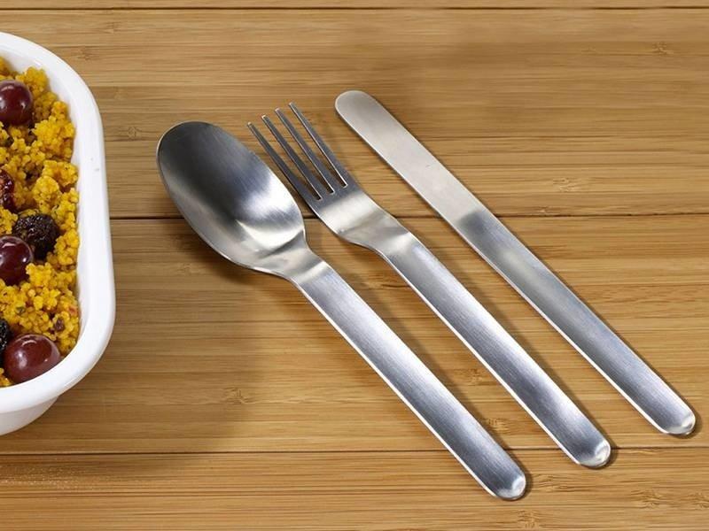 Black+Blum Cutlery Set + Case