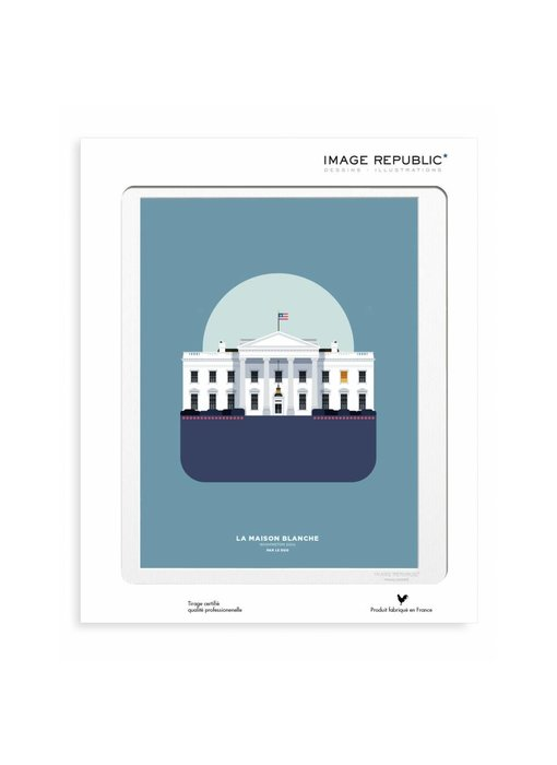 Image Republic Le Duo The White House
