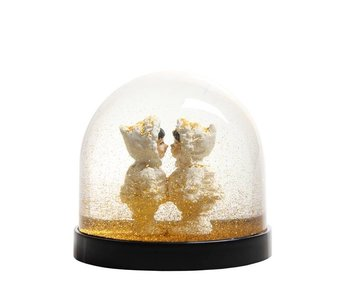 &Klevering Wonderball Eskimo's Gold Glitter