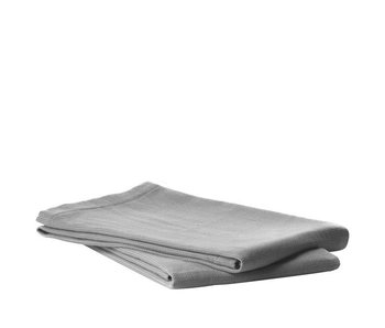 Vipp Tea Towel Grey 2 pcs.