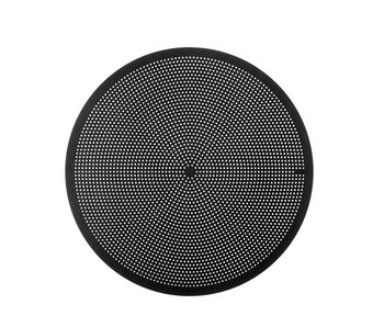 Vipp Placemat Round Black