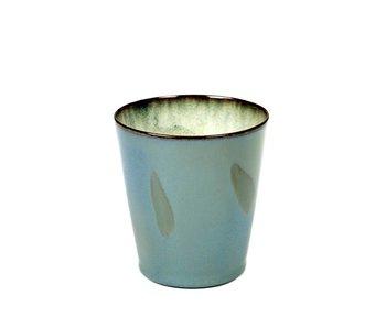 Serax TDR Beker Conisch M Smokey Blue
