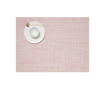 Chilewich Placemat Mini Basketweave Blush