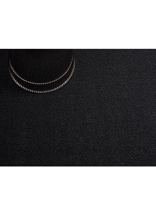 Chilewich Shag Mat Solid Black 61/91 cm