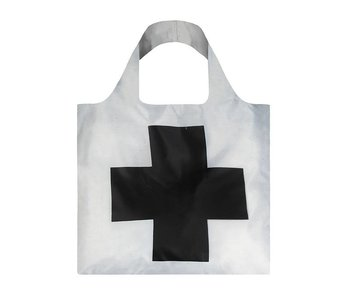 Loqi Bag Malevich Black Cross