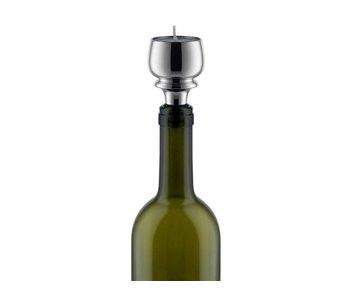 Alessi Smack Bottle Candle Holder/Stopper