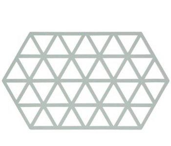 Zone Denmark Triangles Trivet L Nordic Sky