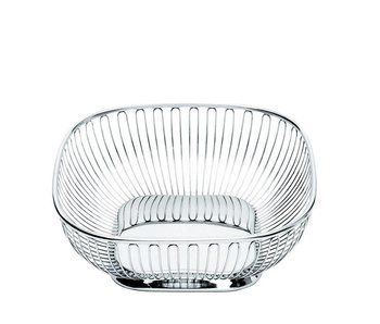Alessi 845 Wire Basket Square