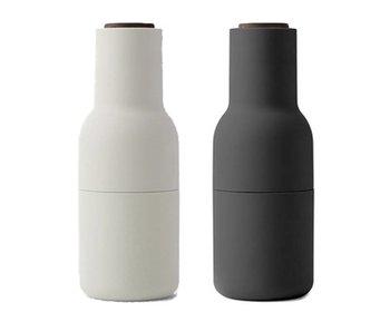 Menu Bottle Grinder Ash & Carbon Walnut 2 pcs.