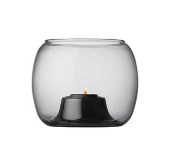 Iittala Kaasa Tealight Candleholder Grey