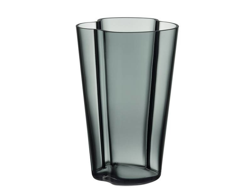 Iittala Alvar Aalto Collection Vaas 220 mm Grijs