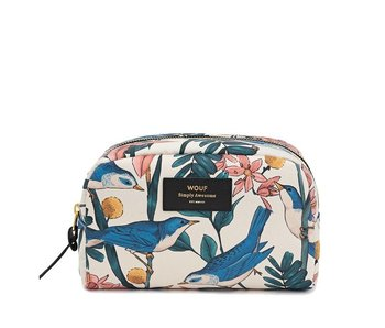 Wouf Birdies Large Beauty Bag