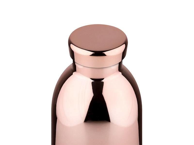 24 Bottles Clima Bottle 500 ml Rose Gold